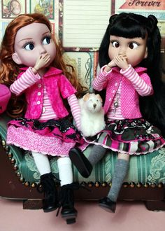"""Pawz A 5 Piece Outfit for Patience 14"""" Dolls Also for Maudlynne Clothes FrSh"""