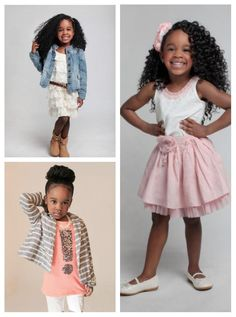 Precious Curls | A Natural Hairspiration Gallery. Love this kids.