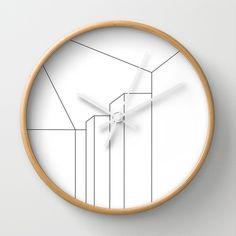 Tila#2 Wall Clock by RK // DESIGN