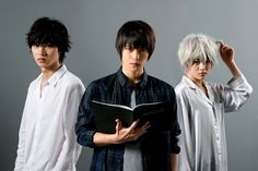 Death Note Live-Action Drama Cast And Visual Revealed