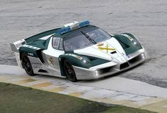 Ferrari guardia civil cop policia española