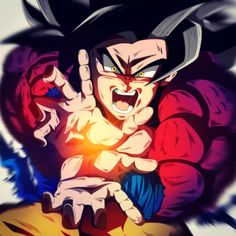 Cɪᴇʟ☩シエル (@DB_Ciel) / Twitter Dragon Ball Gt, Dragon Z, Dragon Ball Image, Hero Fighter, Fanart, Son Goku, Manga, Geek, Super Saiyan 4 Goku