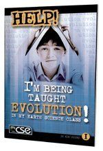 Christian Children's Book Review: Help! I'm Being Taught Evolution In My Earth Science Class!