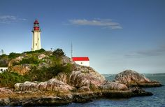 Lighthouse Park by noodeler, via Flickr