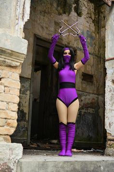 Mortal Kombat II Mileena by candycosplays2 on DeviantArt