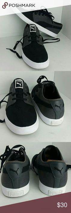 PUMA MEN'S FASHION SNEAKERS VERY CLEAN INSIDE-OUT SKE # BK Puma Shoes Sneakers
