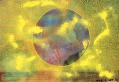 Max Ernst …./ he was kind of futuristic and of our time ahead