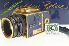 InterFoto: Hasselblad 503CX   80/2.8 CF GOLD 50lat