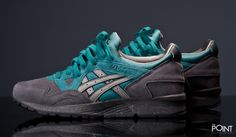 zapatillas asics gel lyte v april showers coral beige