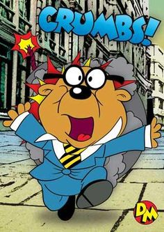 Penfold, from DangerMouse