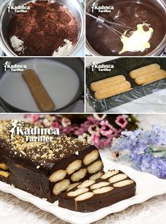 Kedi Dili Pasta Tarifi, Nasıl Yapılır Cat Tongue Recipe Related Post Gesunde Hafer-Kekse – Einfach, lecker und Id. Desserts Keto, Trifle Desserts, Dessert Sans Four, Dessert Oreo, Cake Recipes, Dessert Recipes, Pastry Cake, Turkish Recipes, Chocolate Recipes