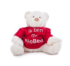 Adopteer deze BioBeer en wordt donateur van het Bio Vakantieoord voor €6,50 per maand.