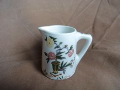 Canadian Pacific BC Coasts Steamships Creamer Grindley Made in England British Columbia, Coastal, England, Dishes, Mugs, Dining, Retro, Tableware, How To Make