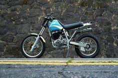 Honda XR650L Images