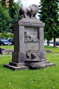Tomb in Bavaria, Germany; Bayern, Deutschland.