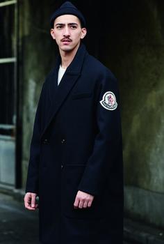 La collection Moncler A en collaboration avec Ami | Vogue