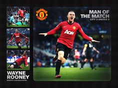 Rooney man of the match