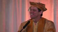 Jim Carrey's Inspiring and Funny Commencement Speech 2014 - The Good News Network—Could you imagine having Jim Carey delivering a speech at your graduation?! Funny!
