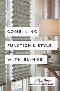 Ordering blinds with Ask Amy Home Furnishings is easy and convenient! We offer free in-home measurement and installation! Our design team helps narrow down the hundreds of styles and colors making it a seamless process. #shoplocal #homedecor #blinds #redesign #askamyhomefurnishings