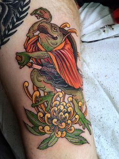 Electric Tattoos | ill-iterate: Some tattoos from the past couple...