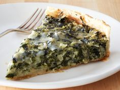 Swiss Chard and Herb Tart Recipe : Food Network Kitchen : Food Network - FoodNetwork.com