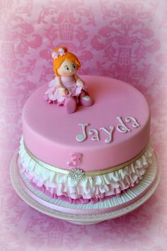 LITTLE GIRL BIRTHDAY CAKES IMAGES | Birthday Cakes