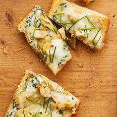 Spinach Artichoke Pizza Recipe - Good Housekeeping