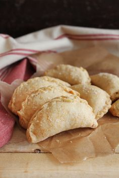 Apple Fried Hand Pies Recipe