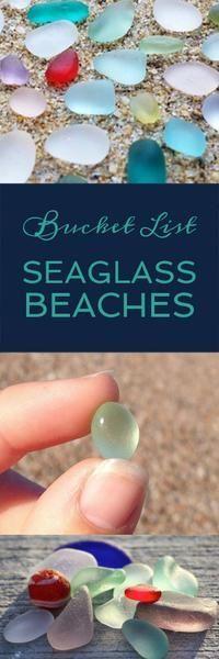 Best Seaglass Beaches