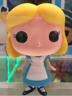 Funko Pop Alice