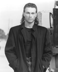 Hard Target - Publicity still of Jean-Claude Van Damme. The image measures 1641 * 2048 pixels and was added on 13 January Claude Van Damme, Celebrity Drawings, The Expendables, Star Wars, Tough Guy, Famous Celebrities, Celebs, Clint Eastwood, Hollywood Actor