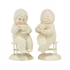 Department 56 Snowbabies 2015 Tea for Two Me and You Snowbaby Figurine 4045765 | eBay
