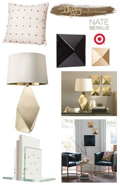 Nate Berkus For Target + $100 Giveaway To Target! | Antique Glass, Nate  Berkus And Target
