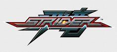 Beautiful Strider artwork uploaded by IGC - Logo Hype Logo, Video Game Logos, Automotive Logo, Gaming Banner, Game Logo Design, Cool Typography, Striders, Logo Google, Text Design