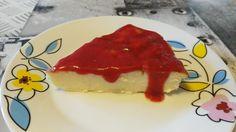 Tarta de queso apta para dnc (saciante) – Cocinando con Pili