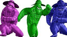 Spider Gorilla Finger Family | Gorilla Finger Family Nursery Rhymes | Finger Family Collection http://youtu.be/fQpCp63CfaY