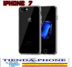 Funda de Silicona TPU para iPhone 7 Case Gel  Thin Ultrafina Transparente.728R