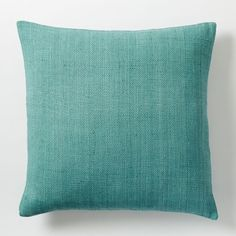 1. Silk Hand-Loomed Pillow Cover, $19.99 + 20% off (plus throw pillow insert)