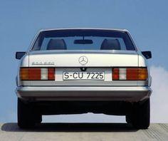 Mercedes 500 SEC | Mercedes W126C SEC-Class 1981 - 1991