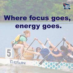 Paddlers remember this when training hard for the upcoming dragon boat races! #Mondaymotivation #dragonboatracing #GWNDragonBoatRacing #GWNEvents #racing #water #paddlers #paddlesup