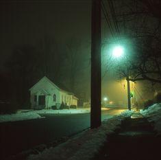 Fogged Up — Josh Sinn Photography Night Aesthetic, Aesthetic Photo, Nocturne, Night Photography, Landscape Photography, Todd Hido, Film Inspiration, Urban Landscape, Night Time