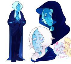 Blue Diamond ( MALE FORMED GEM ) by MeloPearl on DeviantArt