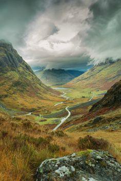 """Glencoe by © Ian Flanagan ""                              …"
