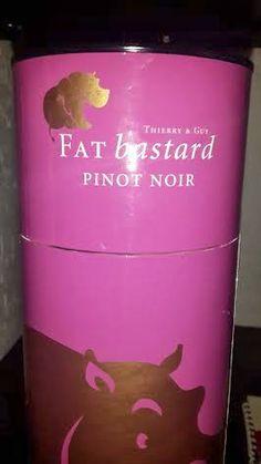 Miguel Chan Wine Journal: Fat bastard Robertson Pinot Noir 2012 - Maiden vin...