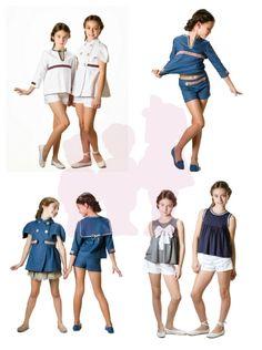 www.compritasparalospeques.com: La Pequeña Costura -Verano 2014-