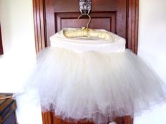 Vintage Tutu Costume 1950s-1960s CURTAIN by PearlsVintagebyPam