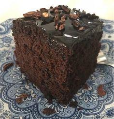 Não tem como falar em bolo Nega Maluca e não lembrar da minha infância. Venha aprender esta versão de Nega Maluca sem glúten e muito gostosa!!!