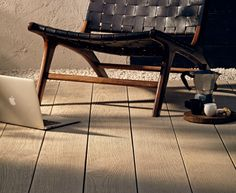 Why choose Millboard this summer? - The Millboard Company Limited Wpc Decking, Garden Office, Backyard, Patio, Inspiration Boards, Scandinavian Style, Contemporary Style, Garden Design, Dining Table
