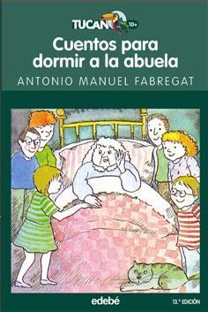 Los hijos y los nietos de la abuela Josefa habían disfrutado con los cuentos que ella les contaba. Cierto día, decidieron contarle cada noche un cuento a ella y así ayudarla a dormir.