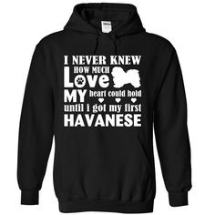 Havanese T-Shirts, Hoodies. Check Price Now ==► https://www.sunfrog.com/Pets/Havanese-7138-Black-Hoodie.html?id=41382